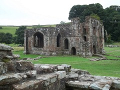 Furness Abbey Buttery and Chapel