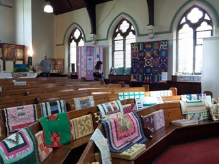 Quilting display 1