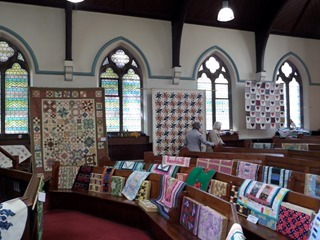 Quilting display 2